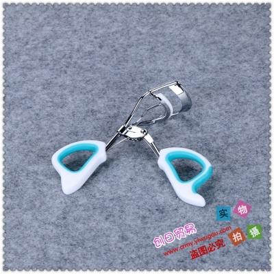 Eye eyelash curler eyelash tool local elastic force