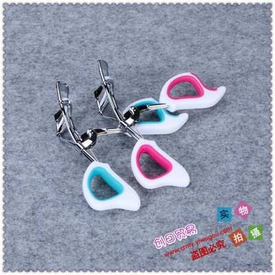 Eye eyelash curler eyelash tool local elastic force