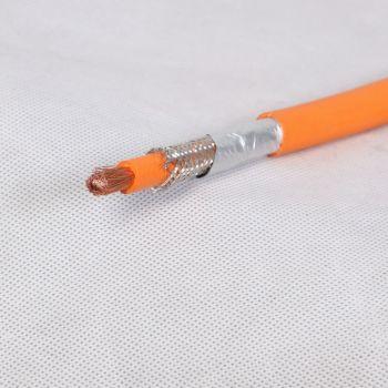 新能源电动汽车电池充电线屏蔽电缆单芯70mm