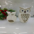 Ceramic couple owl Home Furnishing Candlestick decorations