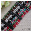Strong magnetic hematite pearl necklace bracelet jewelry fashion simple magic pearl beads