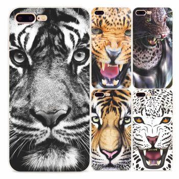 新品 苹果6s动物手机壳iphone7/plus保护软壳