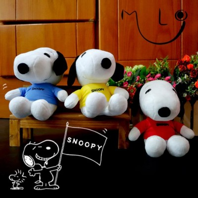 Manufacturers selling Snoopy dolls plush toy doll catching machine