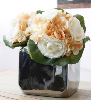 The exquisite wedding spot supply dahlia flower bouquet flowers peony flower wholesale