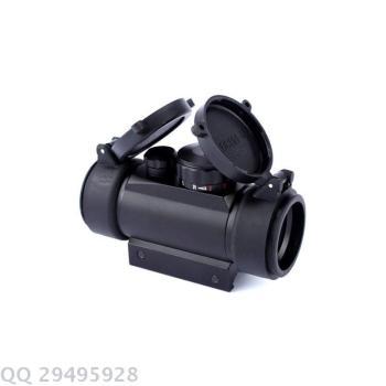 狙击手翻盖RD30红红绿点反射隐形全息瞄准镜