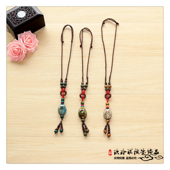 South Korea South Korea all-match long paragraph sweater chain necklace and female accessories