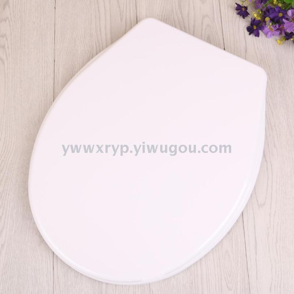 18 inch toilet seat. PP new material 18 inch toilet seat ring European standard  monochrome Supply