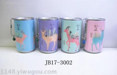 Flower Festival 2017 boutique sky deer coke cans 30 wipes