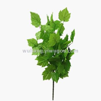 Factory direct sales of indoor and outdoor decoration simulation green grass plant trees