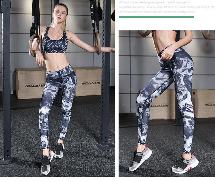 瑜伽服装新款图片2017
