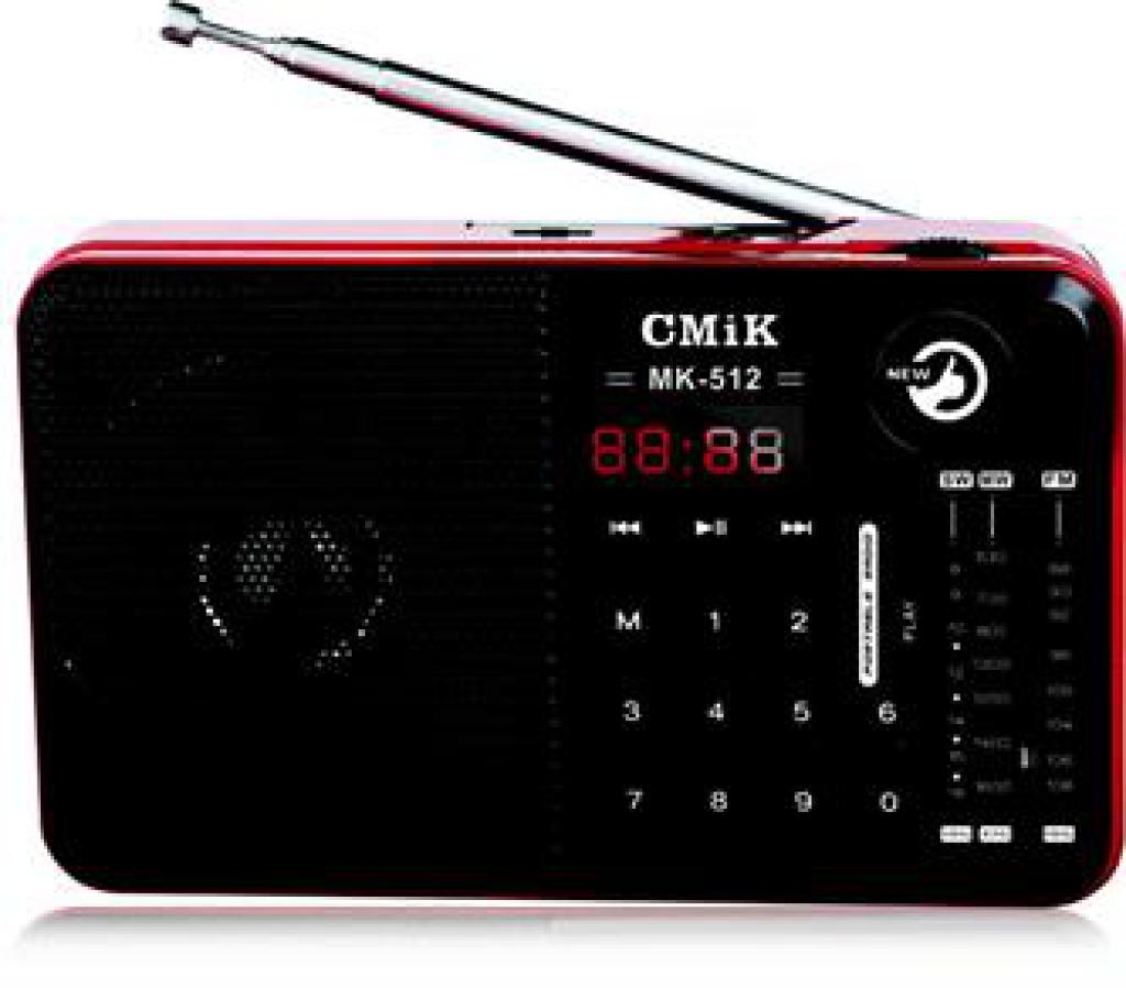 fm/am/sw多波段插卡收音机