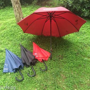 晴雨伞创意广告伞双骨抗风雨伞专业定制logo