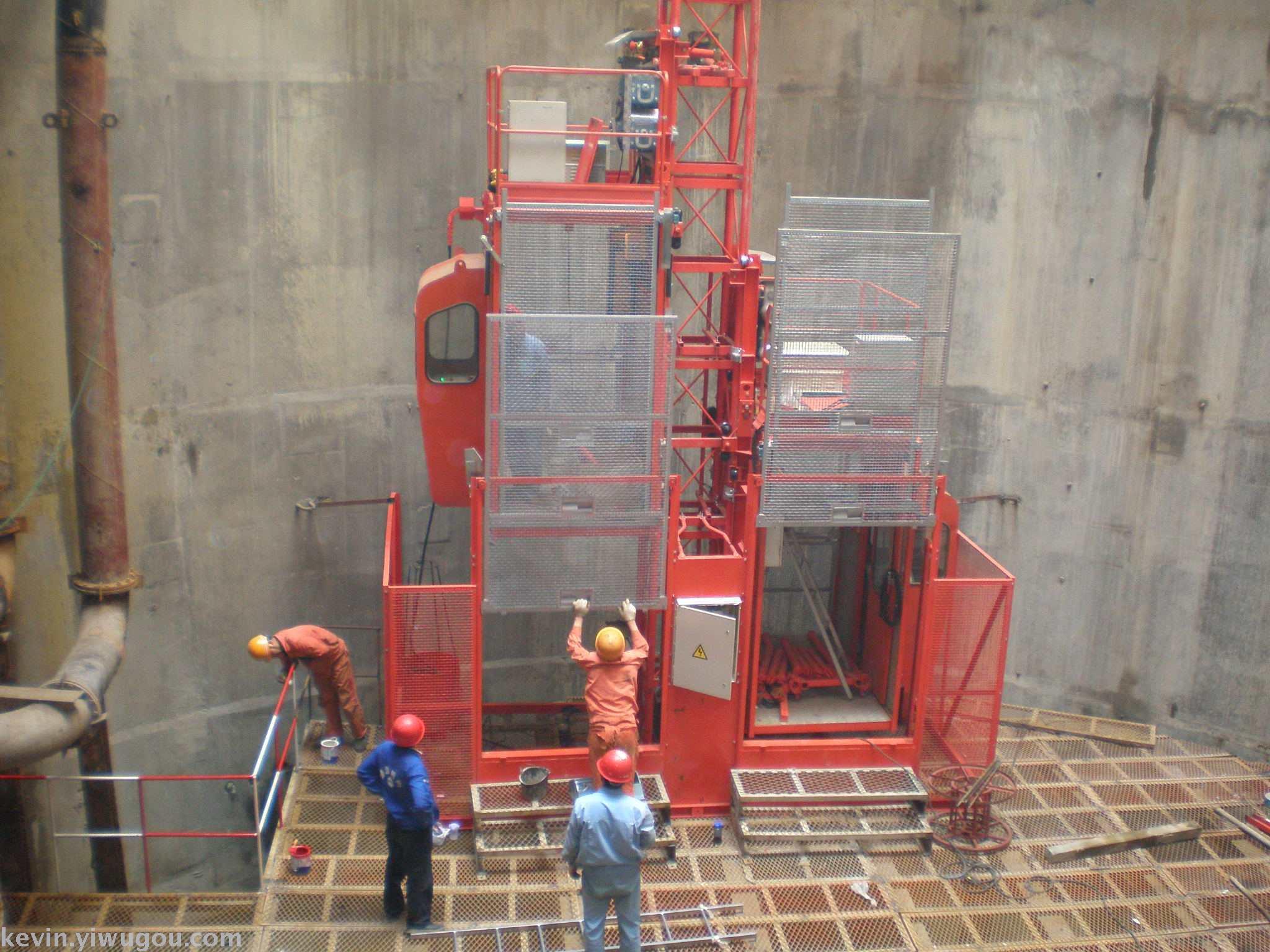 建筑升降机,塔吊_义乌恒大建材有限公司_义乌国际商贸