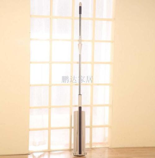 Free hand wash flat mop mop floor left from squeeze type flat mop drag lazy