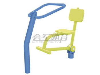 Will the new national standard extension area outdoor fitness equipment