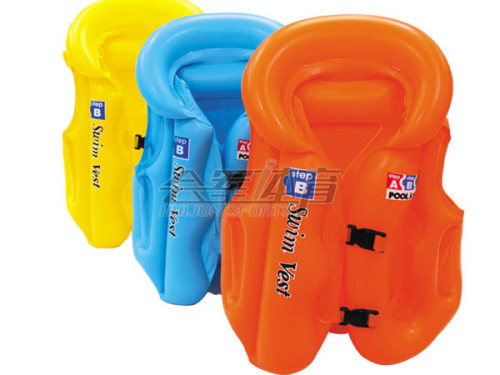 HJ-Z323 ABC inflatable swimsuit swimming essential