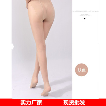 Bikinis plus pantyhose legs crotch super elastic plastic tights inventory clearance