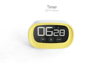 Supply Kitchen countdown timer new smart cartoon touch screen ...