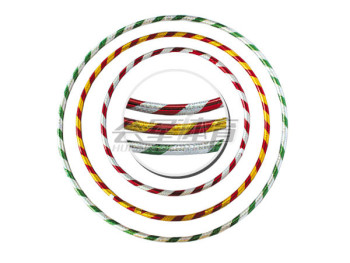 HJ-K613 children hula hoop radium color