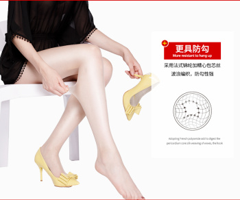 Wholesale summer tights with thin section of fertilizer plus Dalian hosiery003