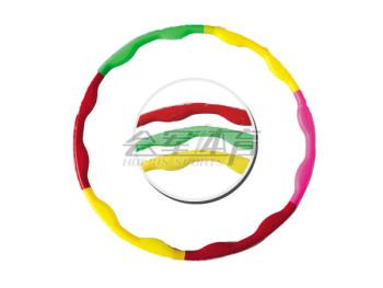 HJ-K609 printing pattern children hula hoop