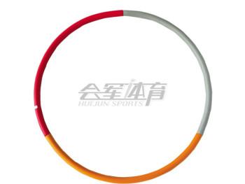 HJ-K616 foam detachable hula hoop