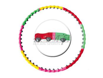 HJ-K607 magnetic blow hula hoop