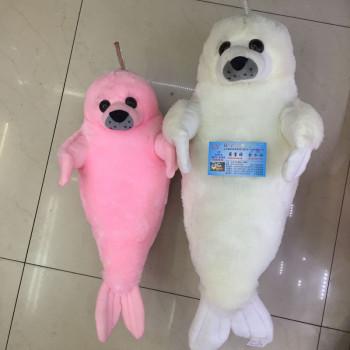 The new type of marine marine animal sea lions seals plush toy doll
