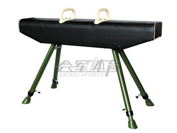 HJ-J048A will be in the ordinary school military training horse sports fitness equipment