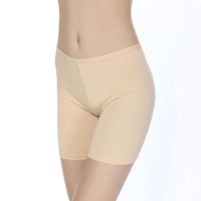 Rhine summer leggings anti-take away pants large size lady safety pants modal large size security pants