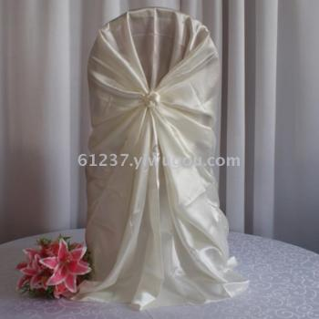 European chair set free hotel chair coverings wedding knot coverings