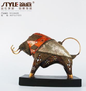 Bullfighting Resin Crafts Decoration
