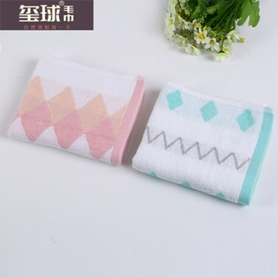 Cotton towel wire jacquard towel bath ball gift towel Yiwu daily necessities