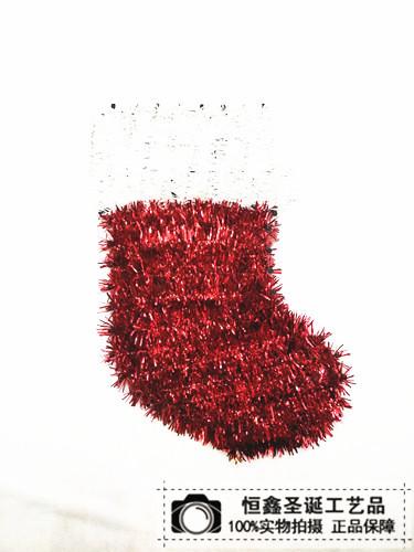 Christmas gift / decoration / dance scene layout Holiday Christmas Eve Christmas wreath with socks color words