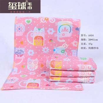Children's towel towel towel baby towel