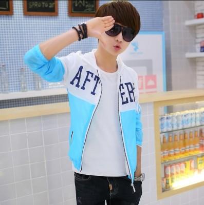 Sunscreen jacket youth jacket men's slim slim slim fashion clothes