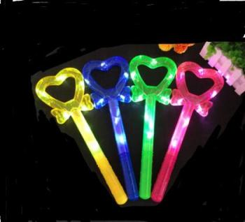 Factory direct selling flash stick butterfly stick LED luminous stick fluorescent stick