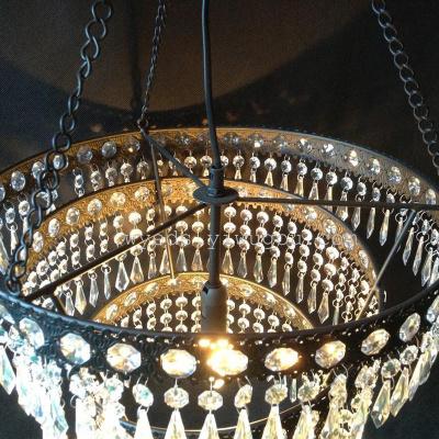 L14045-A ultimate luxury series crystal chandelier