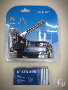 Libao nail industry self-produced manual nail gun, U nail, 4-14 nail, nail gun