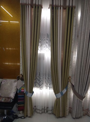 Curtain, curtain fabric, curtain fittings, track, shutter, flexible door