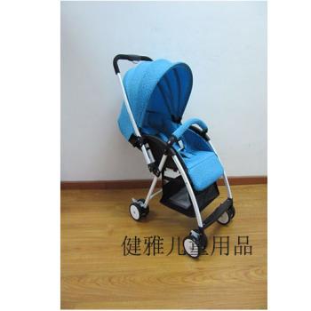 New handlebar can change baby stroller baby aluminum alloy car