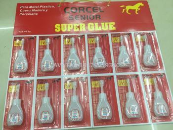 Super pegamento, botella de plástico de 502 Glue, España Idioma pegamento