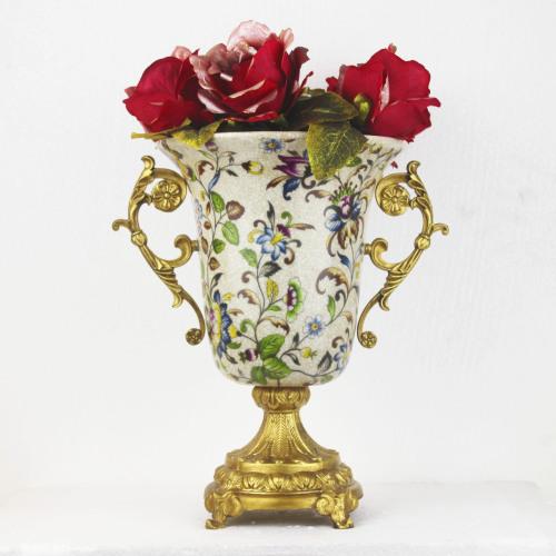 American Village Pastoral Decoration Home Products Ceramic Vases Decoration Creative Crafts