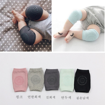 [children] terry socks Korea thickened cotton multifunction knee baby infant cuff socks