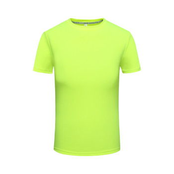 A new type of sport fast dry T-shirt advertising shirt outdoor sportswear group service customization