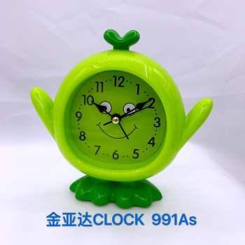 小闹钟,卡通钟,闹钟,钟表,学生钟,小动物钟
