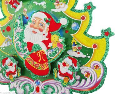 New Christmas tree sticker BJ800