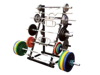 HJ-A196 combined barbell stand