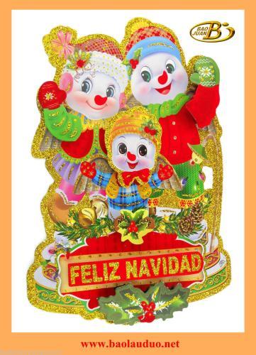 Christmas Sticker Christmas BJ712