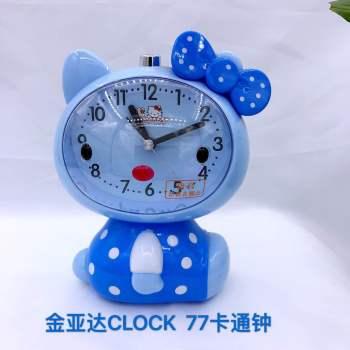 卡通钟,音乐闹钟,动物闹钟,学生钟,小闹钟